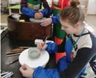 Оснащение гончарной мастерской в ГКОУ «Школа-интернат для детей с ОВЗ, детей-сирот и детей, оставшихся без попечения родителей»