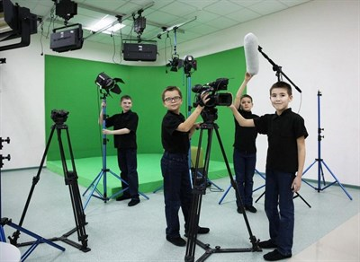 Готовый комплект для фото/видео студии (10 учеников) - фото 8420