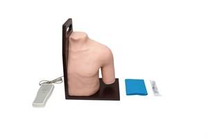 Тренажер для отработки навыков внутрисуставных инъекций в плечевой сустав