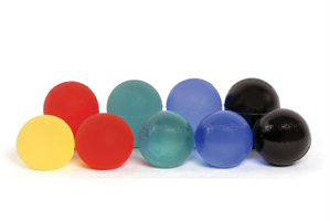 Тренажерный мяч для кистей рук