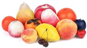 Муляжи фруктов