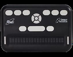 Тактильный дисплей для чтения по Брайлю Orbit Reader 20