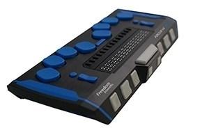 Портативный тактильный дисплей Брайля Focus 14 Blue V