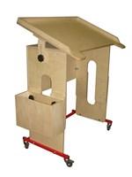 Подкатная стол-парта