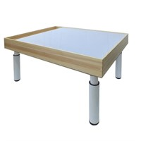 Стол световой для рисования песком с белой подсветкой