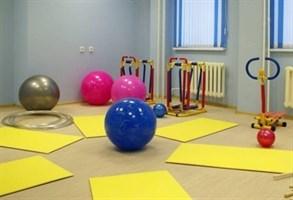 Комплект оборудования для занятий физической культурой и ЛФК на 8 человек